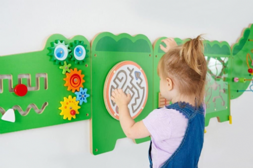 Crocodile Activity Wall Panels Set (Free Delivery)